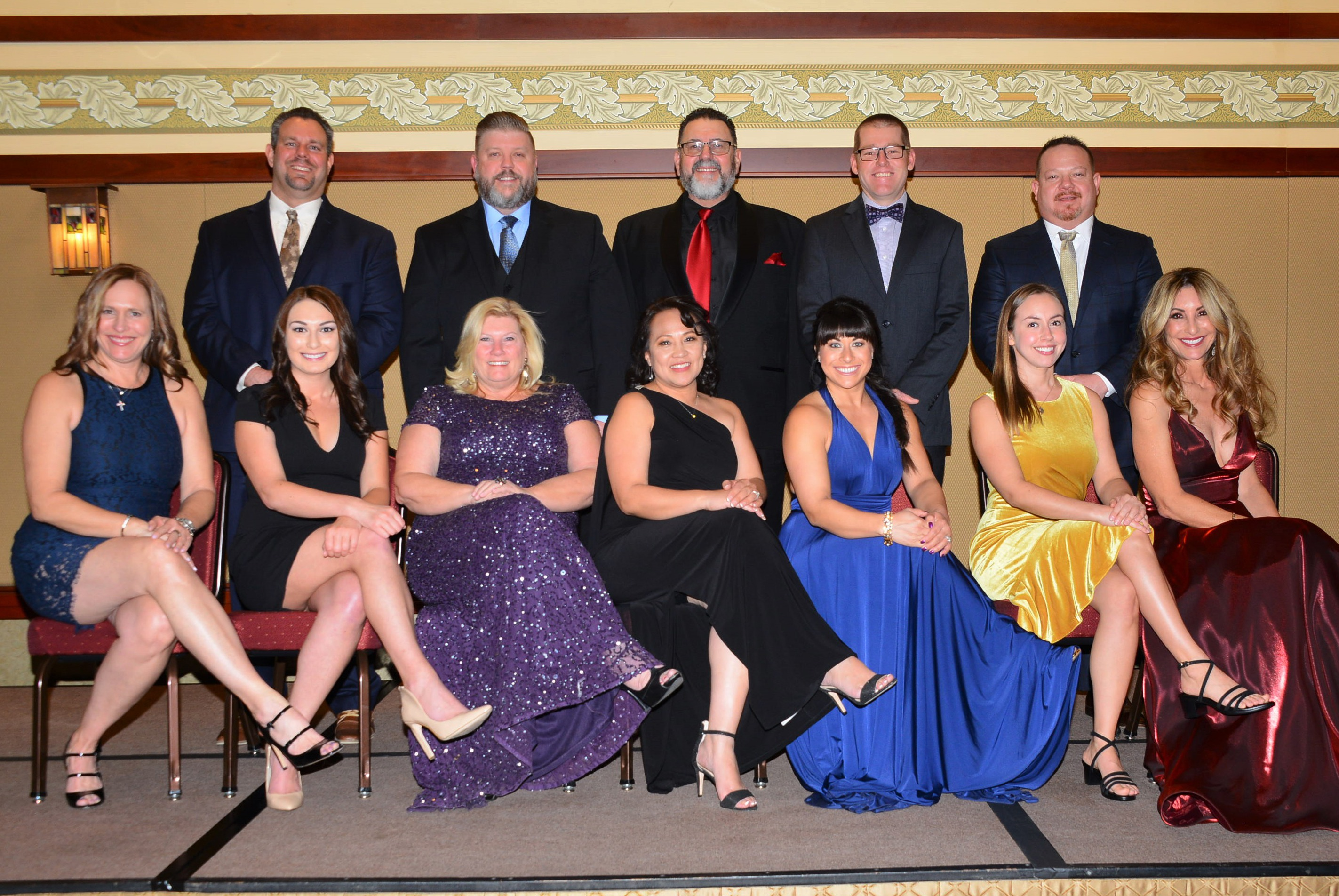 The 2019 Dinner Dance Committee