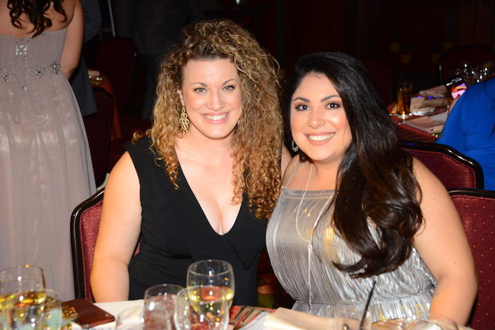 Kori Martin and Ambar Rodriguez of The Oppenheimer Group